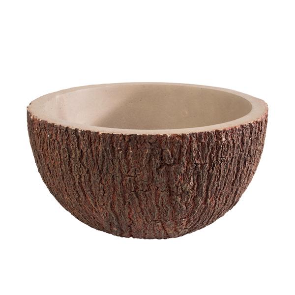 Skål Kokosnöt D:18cm 1L
