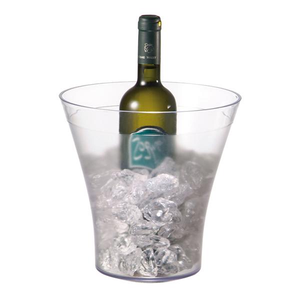 Företagsjulklappar - Vin & Champagnekylare Frostad Transparant 4L 36066