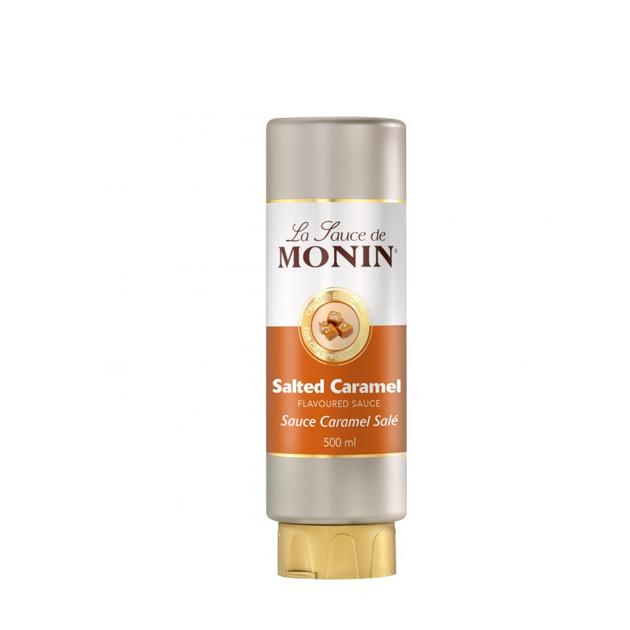 Företagsjulklappar - Monin***Salt Caramelsås 50cl