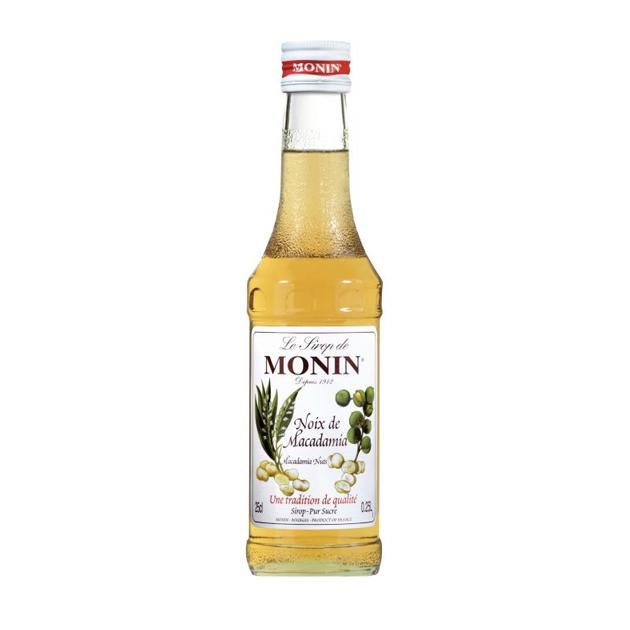 Monin***Macadamia 25cl