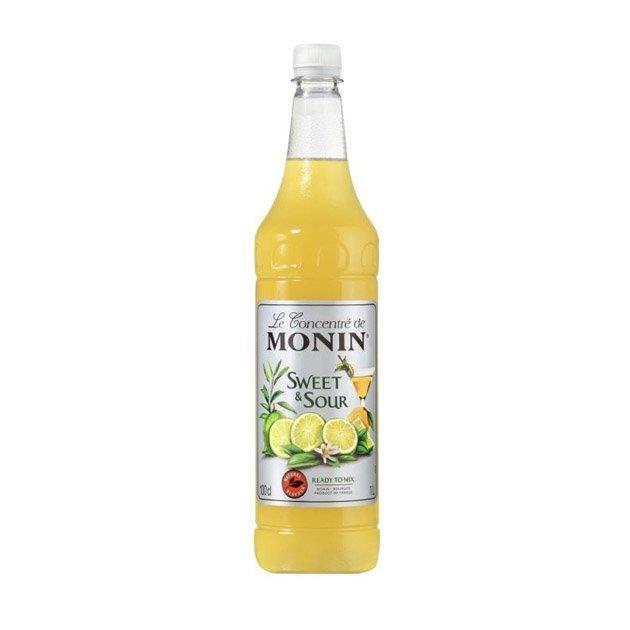 Monin Sweet & Sour Koncentrat 1L