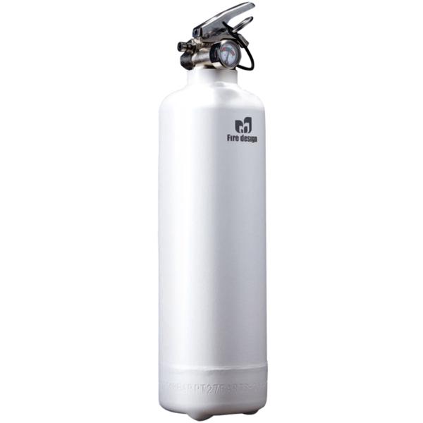 Företagsjulklappar - Brandsläckare Vit