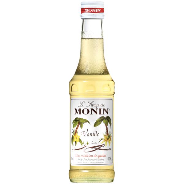 Monin Vanilj 25cl