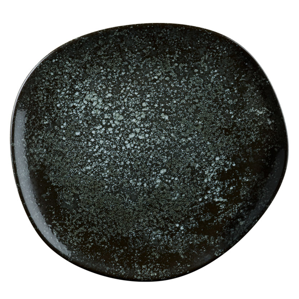 Tallrik Cosmos Black 29cm 6-Pack