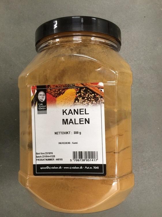 Krydda Kanel Malen 800G Nielsen
