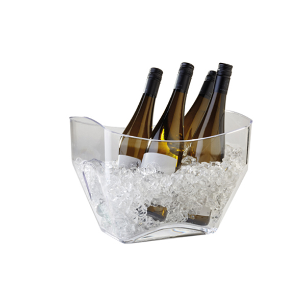 Företagsjulklappar - Vin & Champagnehink Transparant 7L 36087