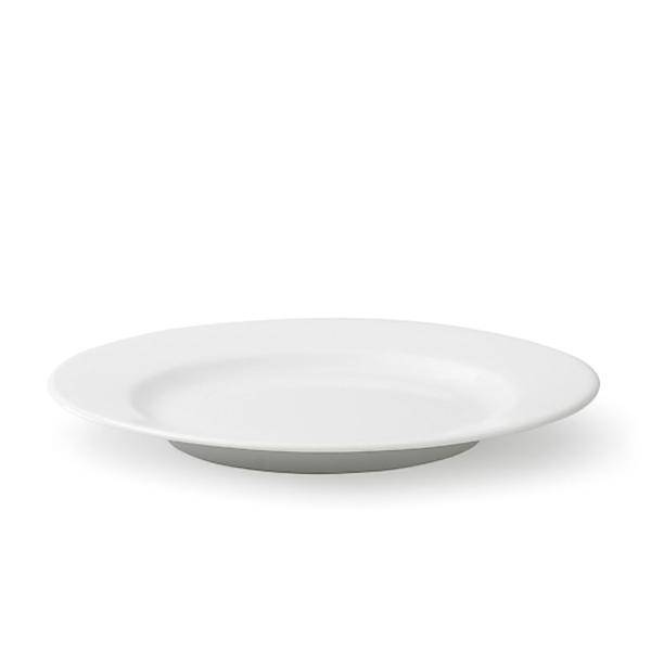 Tallrik Flat Princip D:21cm