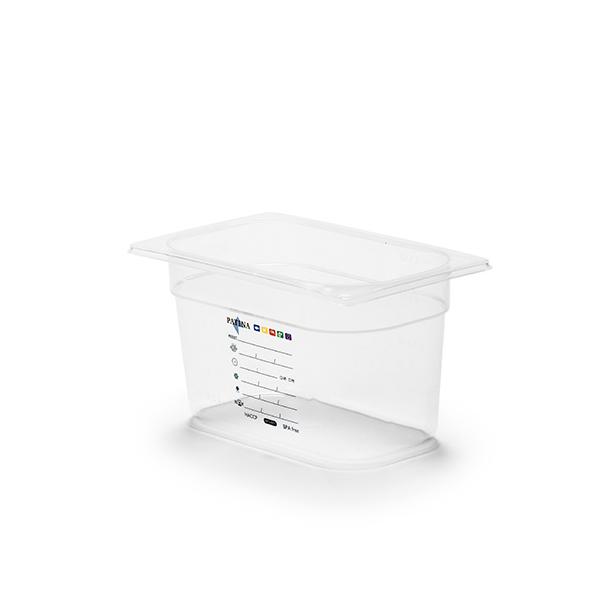 Företagsjulklappar - Kantin GN 1/4-150 PP-Plast Bisfeonlfri HACCP