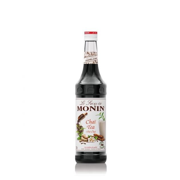 Företagsjulklappar - Monin Chai 70cl