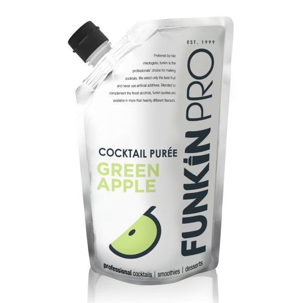 Funkin Pro Grön Äpple puré 1kg