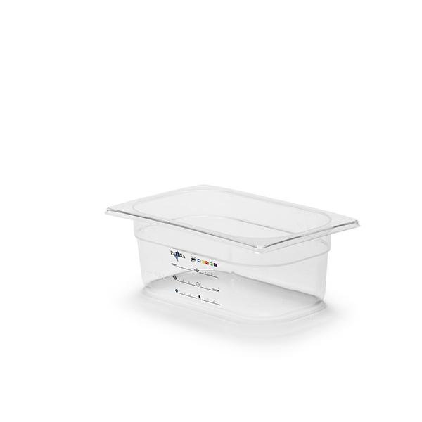 Företagsjulklappar - Kantin GN 1/4-100 PP-Plast Bisfenolfri HACCP