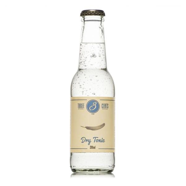 Three Cents Dry Tonic 20cl