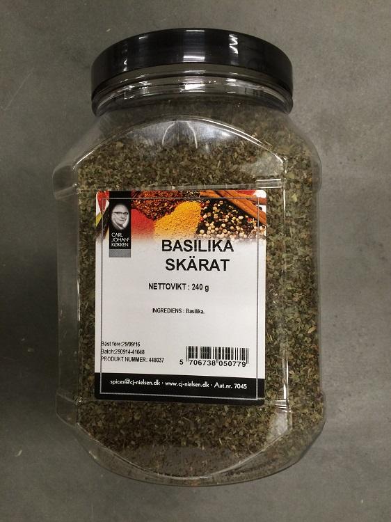 Krydda Basilika 240G Nielsen