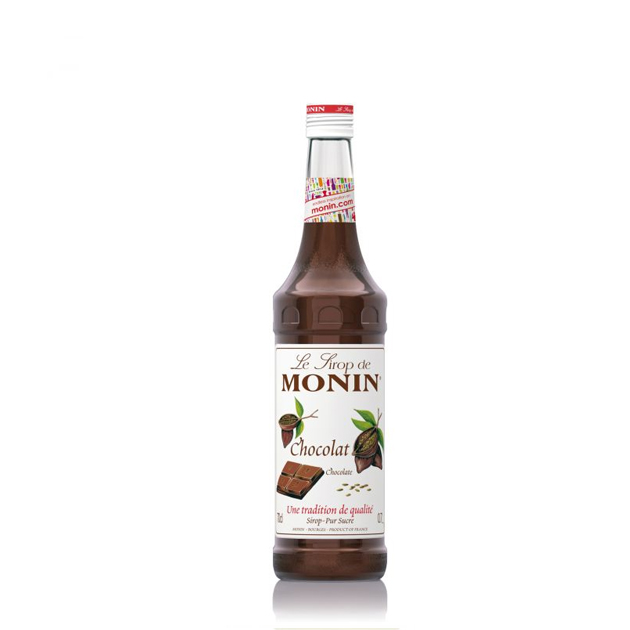 Företagsjulklappar - Monin Choklad 70cl