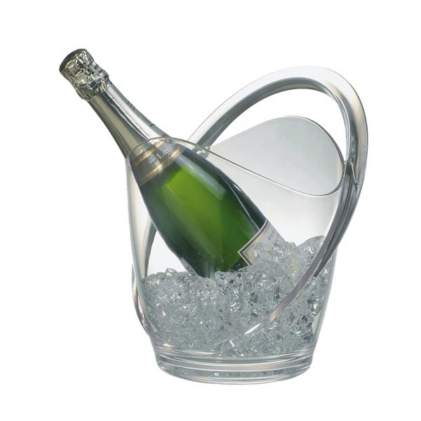 Vin & Champagnekylare Med Hantag 3L 36055