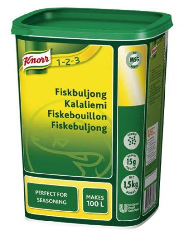 Buljong Fisk Knorr 1,5KG