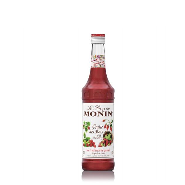 Företagsjulklappar - Monin Smultron 70cl