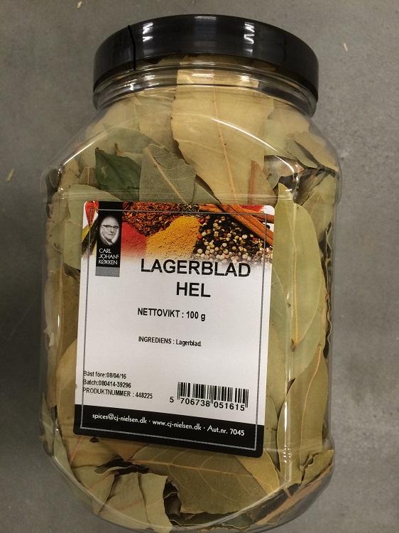 Krydda Lagerblad 100G Nielsen