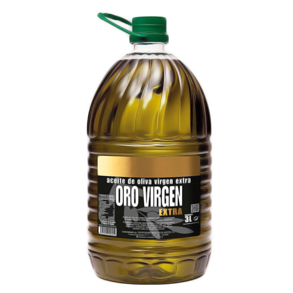 Olivolja Extra Virgin Oro Virgen ES 3L