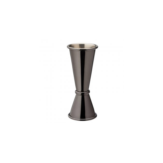 Jigger 2,5/5cl Gunmetal F62004