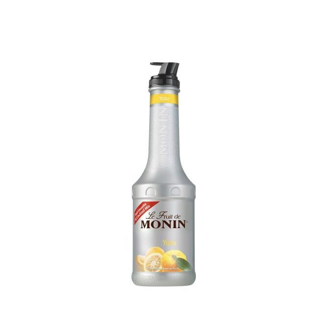 Företagsjulklappar - Monin***Yuzupurè 1L