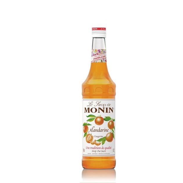 Företagsjulklappar - Monin Mandarin 70cl