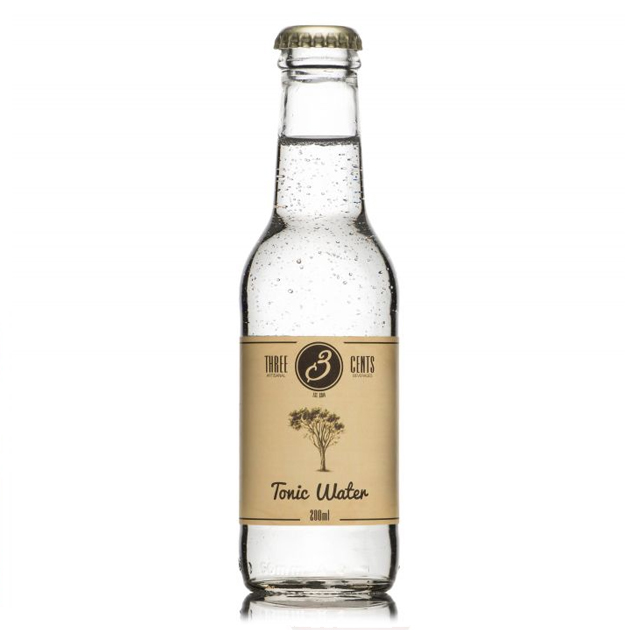 Företagsjulklappar - Three Cents Tonic Water 20CL/24-Pack