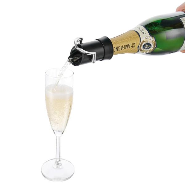 Företagsjulklappar - Champagneförslutare 93135