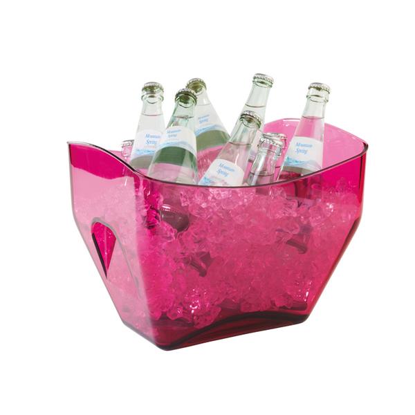 Företagsjulklappar - Vin & Champagnehink Rosa 7L 36089