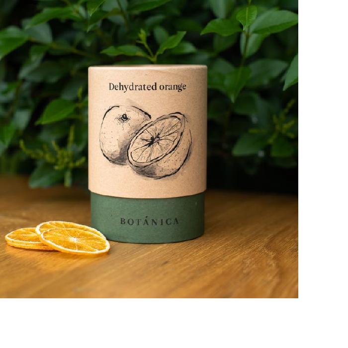 Torkad Apelsin Botanica 110G