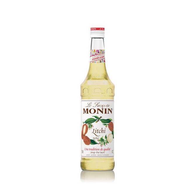 Företagsjulklappar - Monin Litchi 70cl