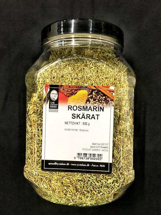 Krydda Rosmarin Burk 500G Nielsen