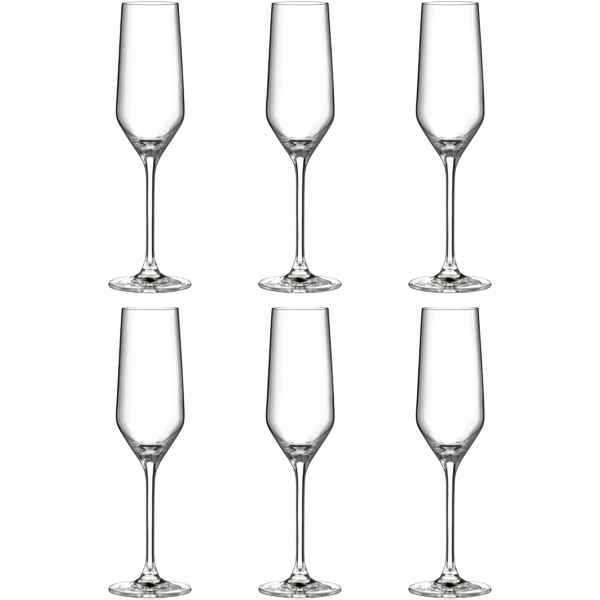 Champagneglas Image 22cl 6-Pack
