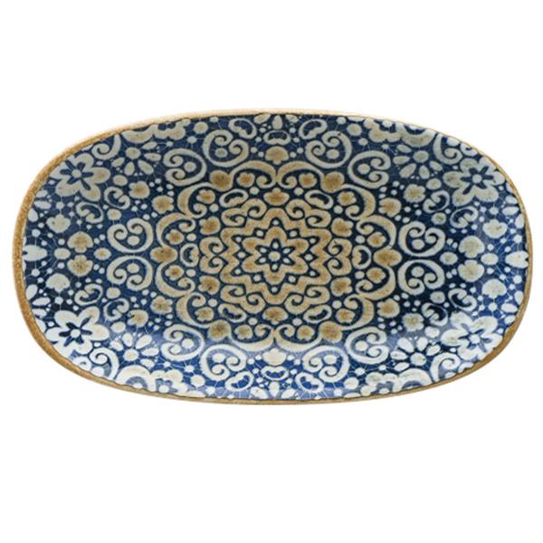 Bonna Tallrik Oval Alhambra 34cm 6-Pack