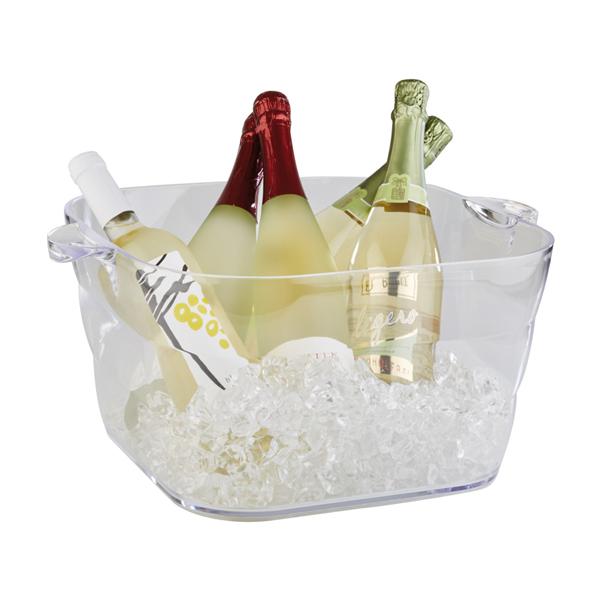 Vin & Champagnehink Transparant 16L 36082