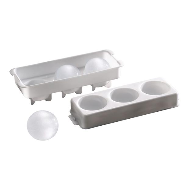 Form för isbollar 3xØ6cm 12990