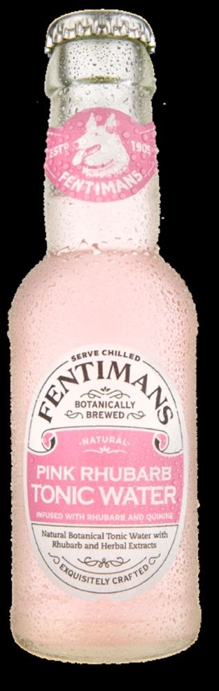 Fentimans Pink Rhubarb Tonic 12,5CL