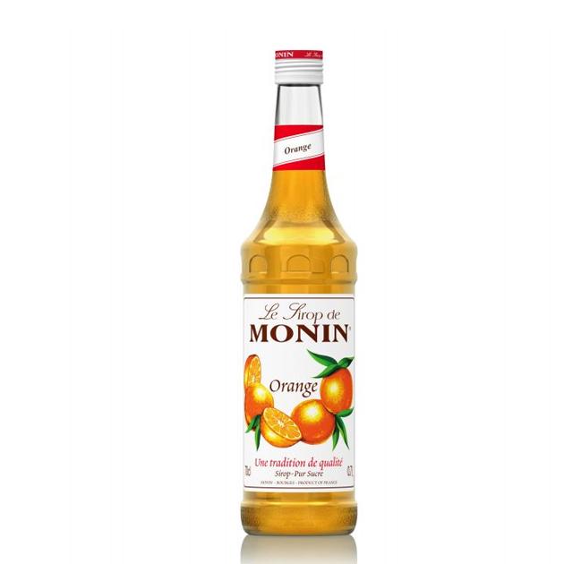 Företagsjulklappar - Monin Apelsin 70cl