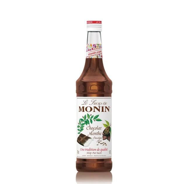 Företagsjulklappar - Monin***Choklad-Mint 70cl
