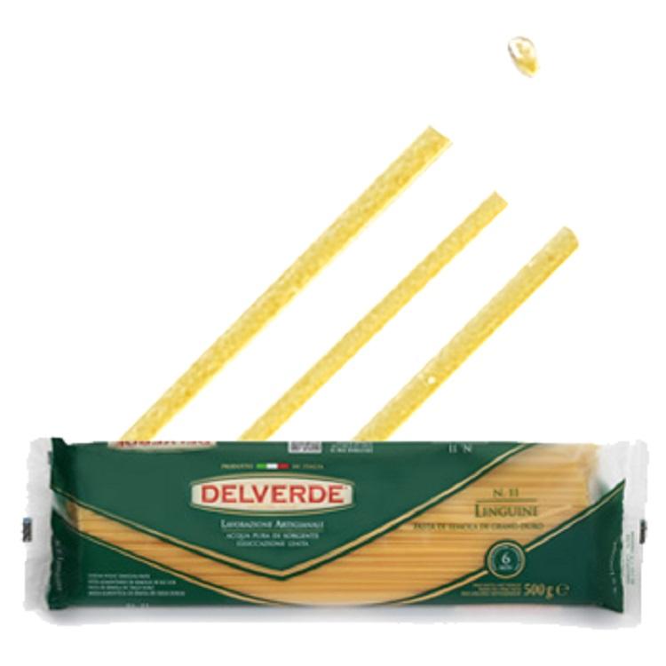 Pasta Delverde Linguine 500G