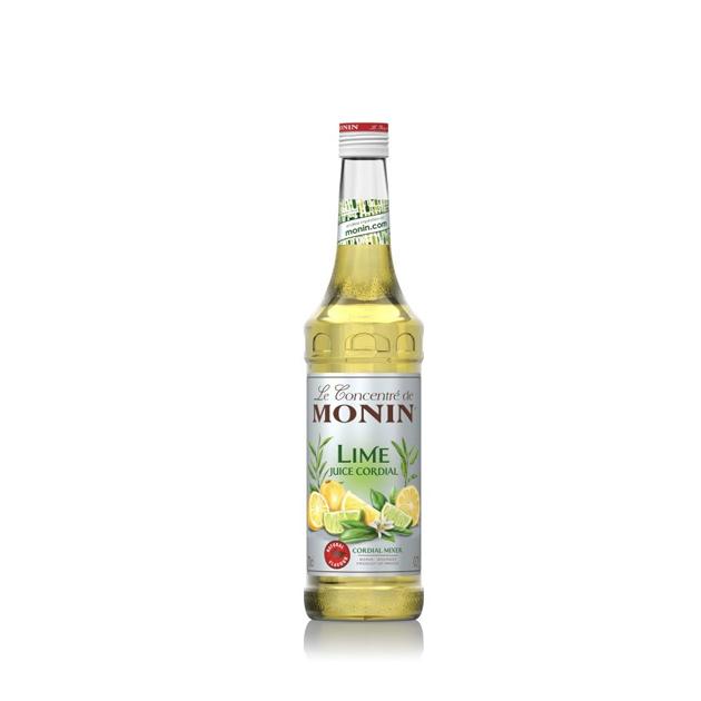 Monin Lime Cordial 70cl