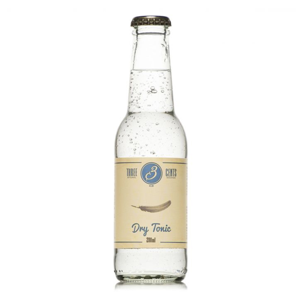 Three Cents Dry Tonic 20CL/24ST