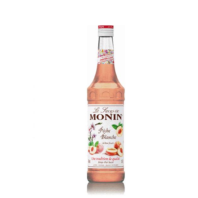 Företagsjulklappar - Monin***White Peach 70cl