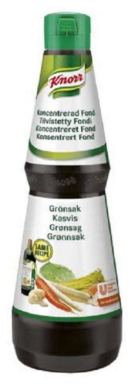 Fond Grönsaksfond Knorr 1L