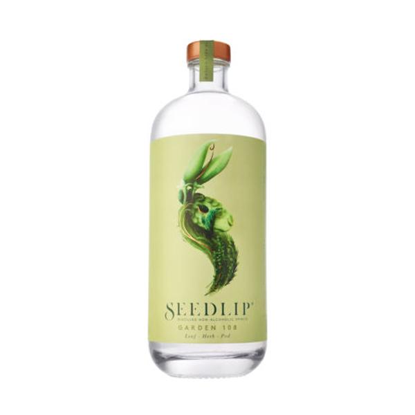 Företagsjulklappar - Seedlip Garden 108, Alkoholfri Gin 70cl