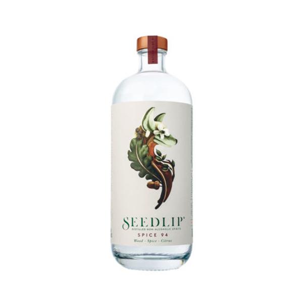 Företagsjulklappar - Seedlip Spice 94 Alkoholfri Gin 70cl