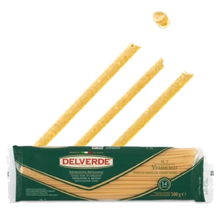 Pasta Delverde Vermicelli 500G