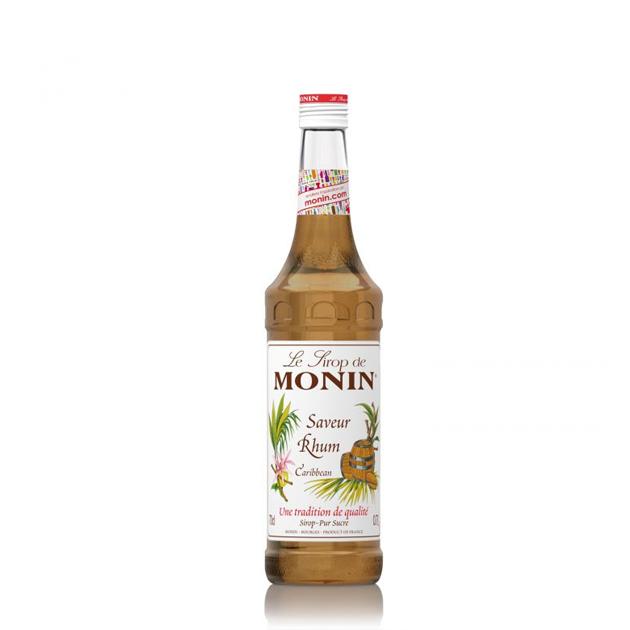 Företagsjulklappar - Monin***Carribean Rom 70cl
