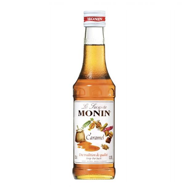 Företagsjulklappar - Monin***Caramel 25cl