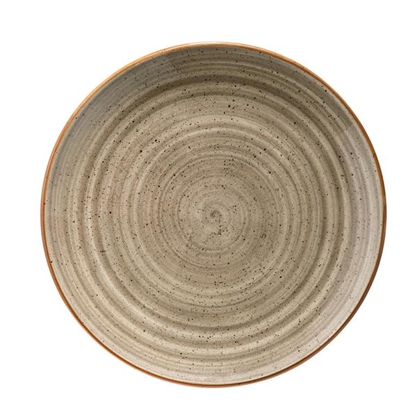 Assiette Terrain 17cm 6-Pack